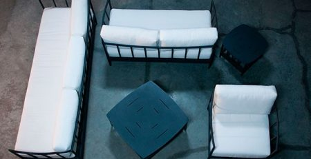 Muebles para piscina en Panamá